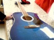 JAY TURSER Acoustic Guitar JJ45F-BLSB